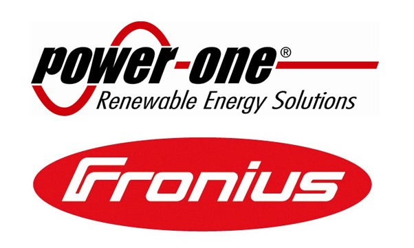 Inverter - Power One - Fronius